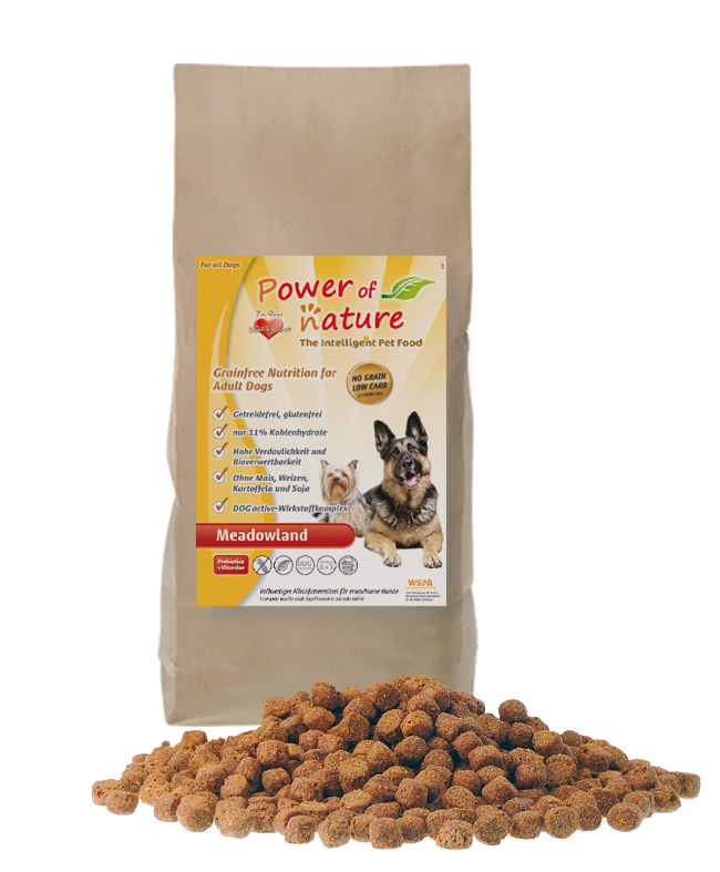 Power of Nature - Meadowland Dog Grainfree