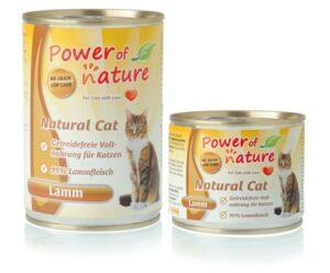 Power of Nature - Natural Cat - Jagnięcina