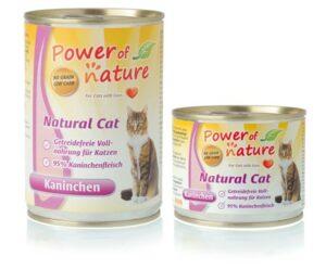 Power of Nature - Natural Cat - Królik