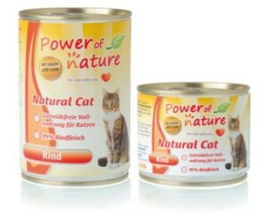 Power of Nature - Natural Cat - Wołowina