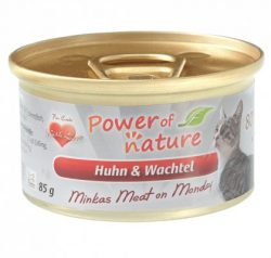 Power of Nature - Minkas Meat on Monday - kurczak iprzepiórka